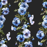 Blue flowers 1 Royalty Free Stock Photos