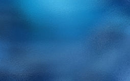 Blue foil texture background Royalty Free Stock Photo