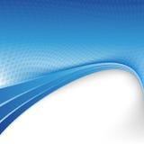 Blue folder border background dot texture Royalty Free Stock Image