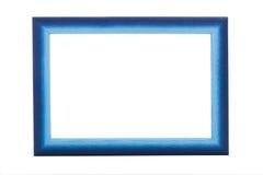 Blue frame Stock Photo