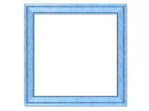 Blue frame Royalty Free Stock Photos