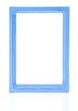 Blue frame Royalty Free Stock Photo