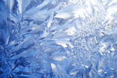 Free Blue Frost Background Royalty Free Stock Photography - 1999897