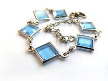 Blue gem Royalty Free Stock Photo
