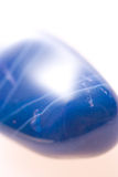 Blue gem Stock Image