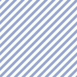 Blue geometric diagonal line seamless vector Royalty Free Stock Photography