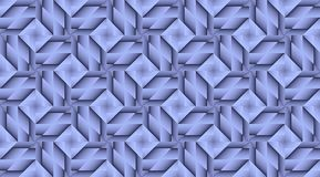 Blue Geometric High Resolution Squares Rectangles Abstract Background Design Royalty Free Stock Image