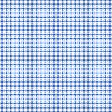 Blue geometric interconnected pattern background stock photo
