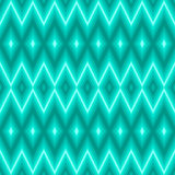 Blue geometric pattern. Seamless geometric triangle abstract pattern Vector Illustration