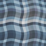 blue geometric pattern Stock Photo