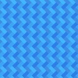 Blue geometric rectangle seamless background Royalty Free Stock Photo