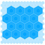 Cube Pattern Tile Royalty Free Stock Photos