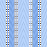Blue geometry pattern Stock Image