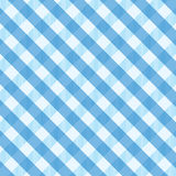 Blue gingham background. A blue gingham background image Stock Images