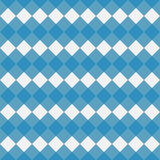 Blue Gingham seamless pattern.. Blue Gingham seamless pattern. Texture from rhombi squares for plaid, tablecloths, clothes, shirts, dresses, paper, bedding Royalty Free Stock Images