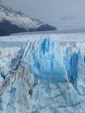 Blue Glacier Stock Photos