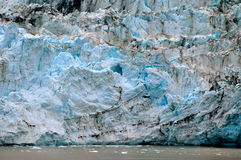 Blue Glaciers Stock Photography