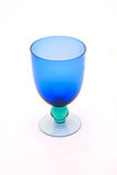 blue glass 免版税库存图片