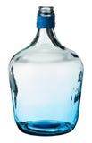 Blue Glass Bottle Royalty Free Stock Image