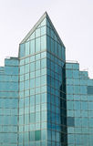 Blue Glass Building in Halifax Royalty Free Stock Photos