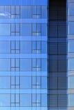 Blue Glass Building Stock Photo