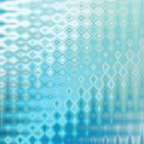 Blue glass effect royalty free illustration