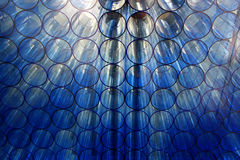 Blue Glass Lighting 2 Royalty Free Stock Images