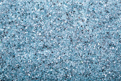 Blue glass texture background Royalty Free Stock Image