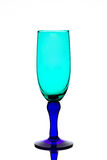 Blue Glass Royalty Free Stock Photo