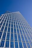 Blue Glass Windows Royalty Free Stock Photography