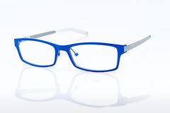 blue glasses Royalty Free Stock Photo
