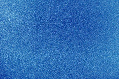 Blue Glitter Background Stock Photos