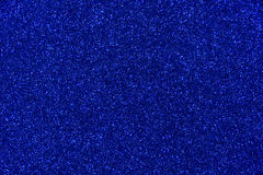 Blue glitter texture abstract background Stock Photos
