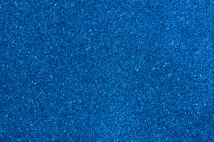 Blue glitter texture background Royalty Free Stock Photo