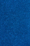 Blue glitter texture background Royalty Free Stock Images
