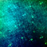 Blue glitters on a soft blurred background. EPS 10. Blue glitters on a soft blurred background with smooth highlights. EPS 10 vector file included Stock Image