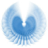 Blue globe Stock Images