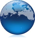 Blue Globe Stock Photos