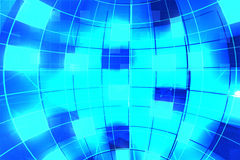 Blue globe background. A blue globe background design Royalty Free Stock Image
