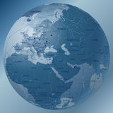 Blue Globe Royalty Free Stock Photos