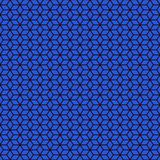Blue glossy pattern royalty free illustration