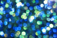 Blue glowing light background Stock Photos