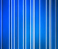 Blue Glowing Stripes Background Royalty Free Stock Images