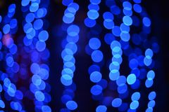 Blue glowing with texture with bokeh. Blue glowing with texture , abstract background with blue bokeh Stock Photography