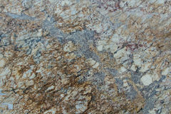 Blue, Gold, Brown Granite Royalty Free Stock Photos