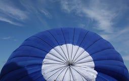 Blue gondola Stock Photo