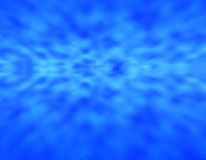Blue gradient background Stock Images