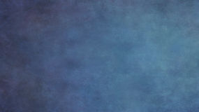 Blue Graduated hand-painted backdrops.  Royalty Free Stock Photos