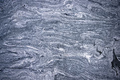 Blue granite stone texture Stock Images