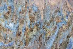 Blue granite Texture Stock Photography